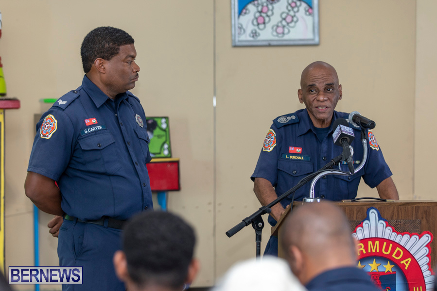 Bermuda Fire & Rescue Service Launch Fire Safety Colouring Book, September 27 2019-1384