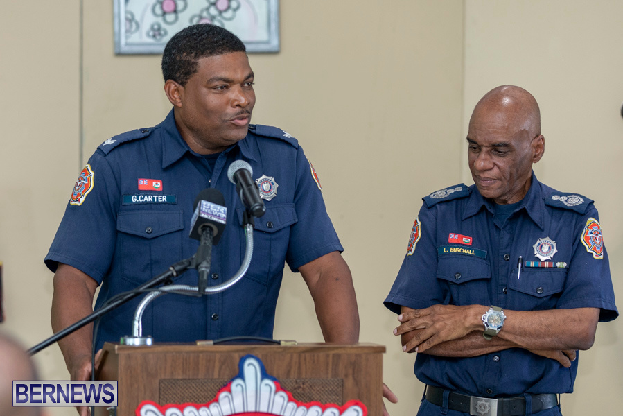 Bermuda Fire & Rescue Service Launch Fire Safety Colouring Book, September 27 2019-1413