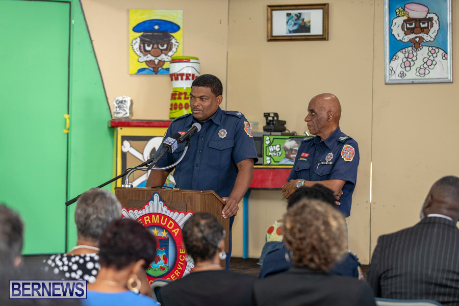 Bermuda Fire & Rescue Service Launch Fire Safety Colouring Book, September 27 2019-1422