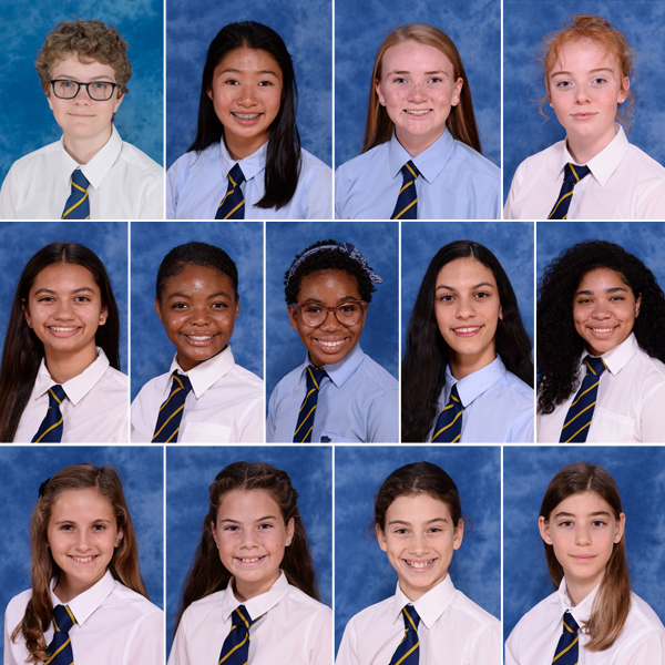 Bermuda High School September September 2019