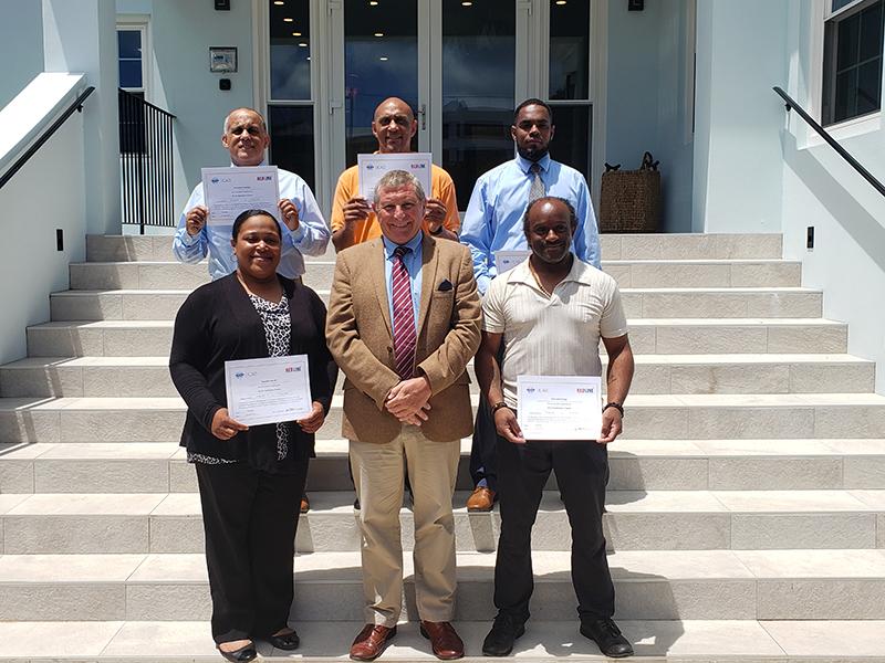 Bermuda Security Group Sept 2019