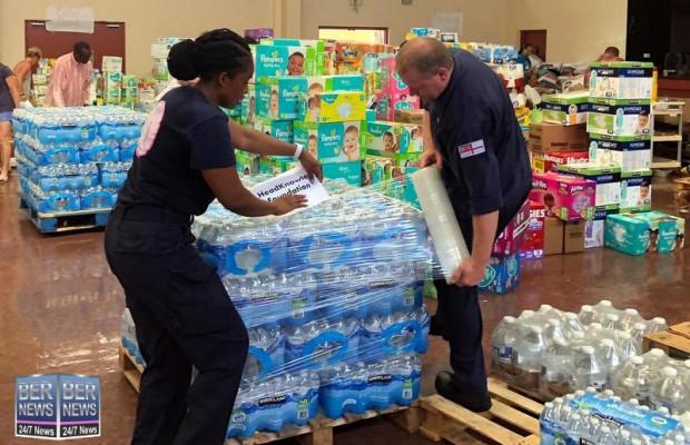 Bermuda donations for the Bahamas 2019 (3)