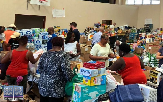 Bermuda donations for the Bahamas 2019 (4)