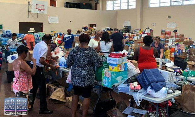 Bermuda donations for the Bahamas 2019 (5)