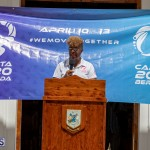 Carifta 2020 Holds Pep Rally At City Hall Bermuda, September 6 2019-7897