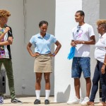 Carifta 2020 Holds Pep Rally At City Hall Bermuda, September 6 2019-8041