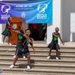 Carifta 2020 Holds Pep Rally At City Hall Bermuda, September 6 2019-8088
