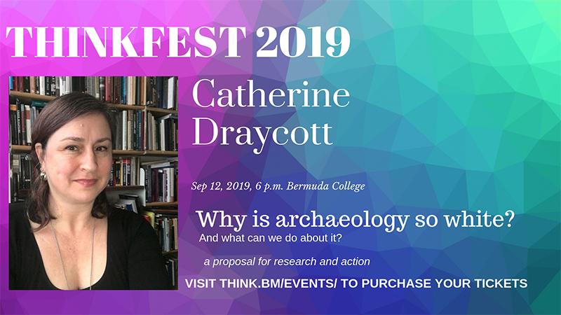 Catherine Draycott Bermuda Sept 2019