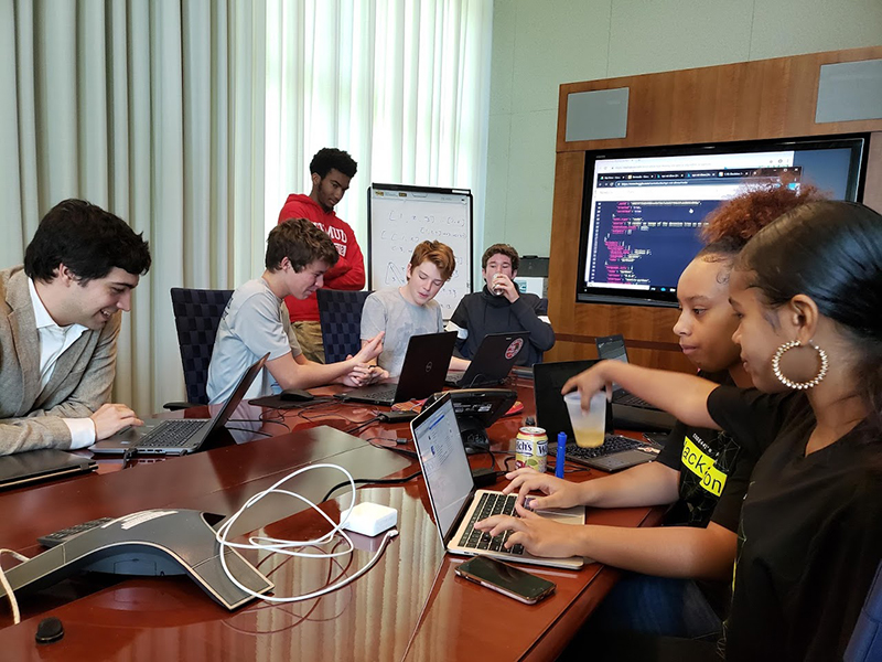 Code441 With NY Tech Experts Bermuda Sept 2019 (1)