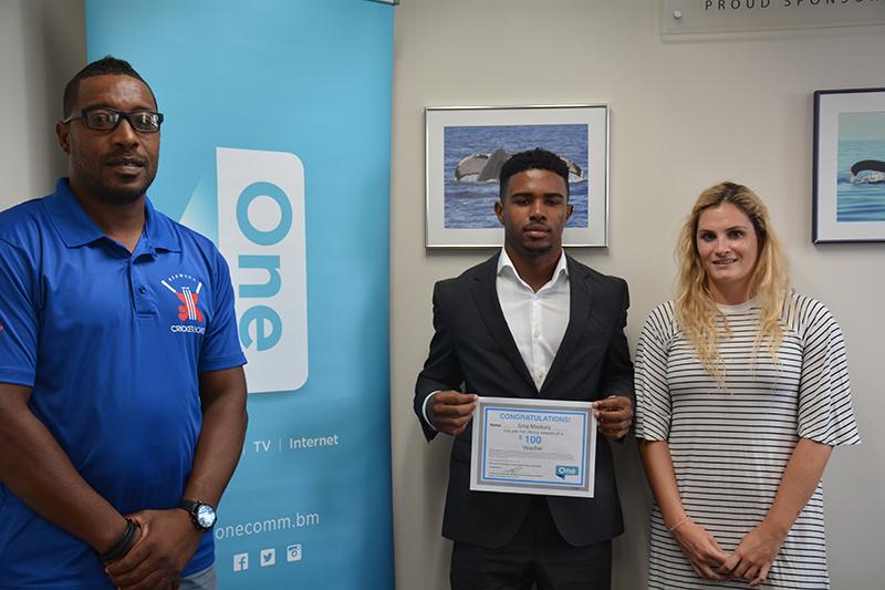 Cricket Player of the Week Bermuda Sept 12 2019 Greg Maybury