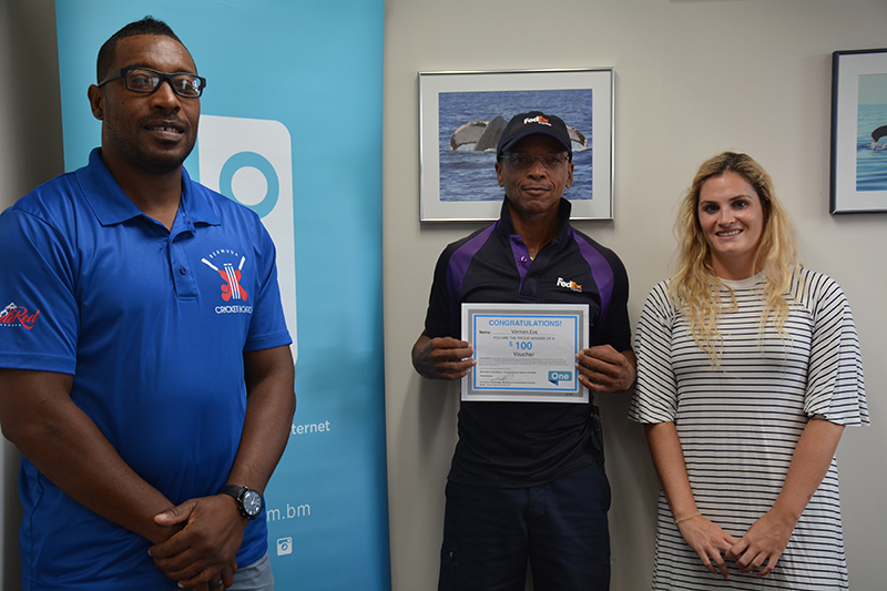 Cricket Player of the Week Bermuda Sept 12 2019 Vernon Eve