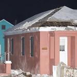 Damages After Hurricane Humberto Bermuda September 19 2019 TWFB
