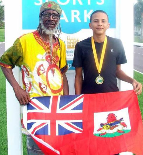 Daniel Phillips Tennis Bermuda Sept 2019