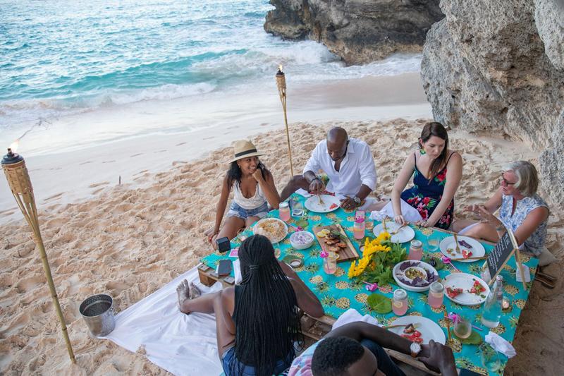 Eettafel picnics Bermuda Sept 2019