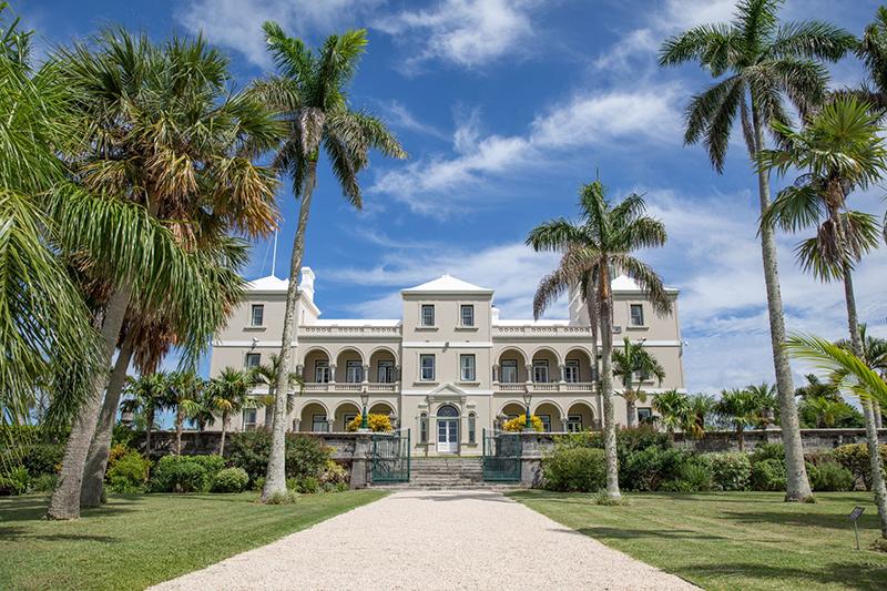 Government House Bermuda Sept 2019