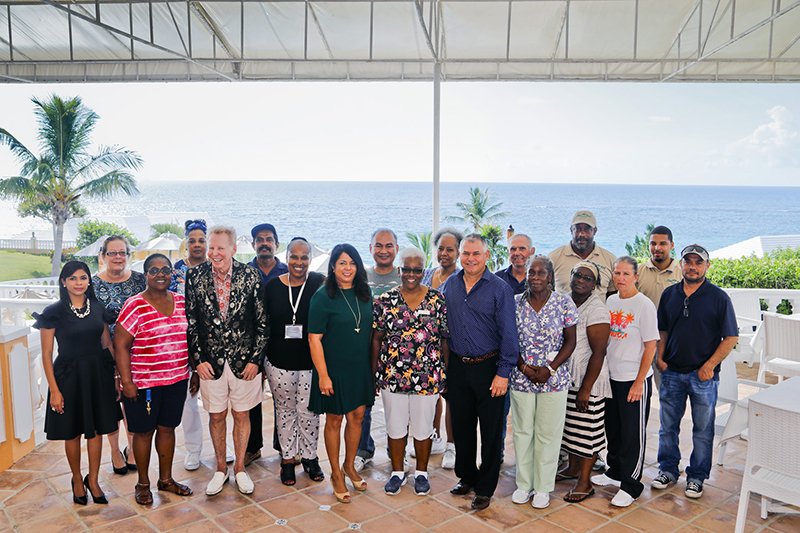 Housekeeping Appreciation Breakfast Bermuda Sept 2019 (1)