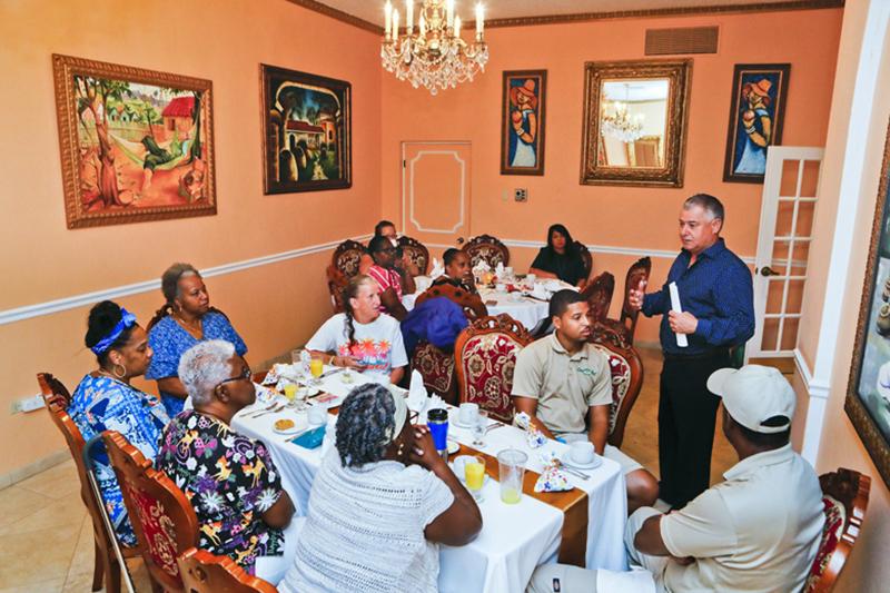 Housekeeping Appreciation Breakfast Bermuda Sept 2019 (3)