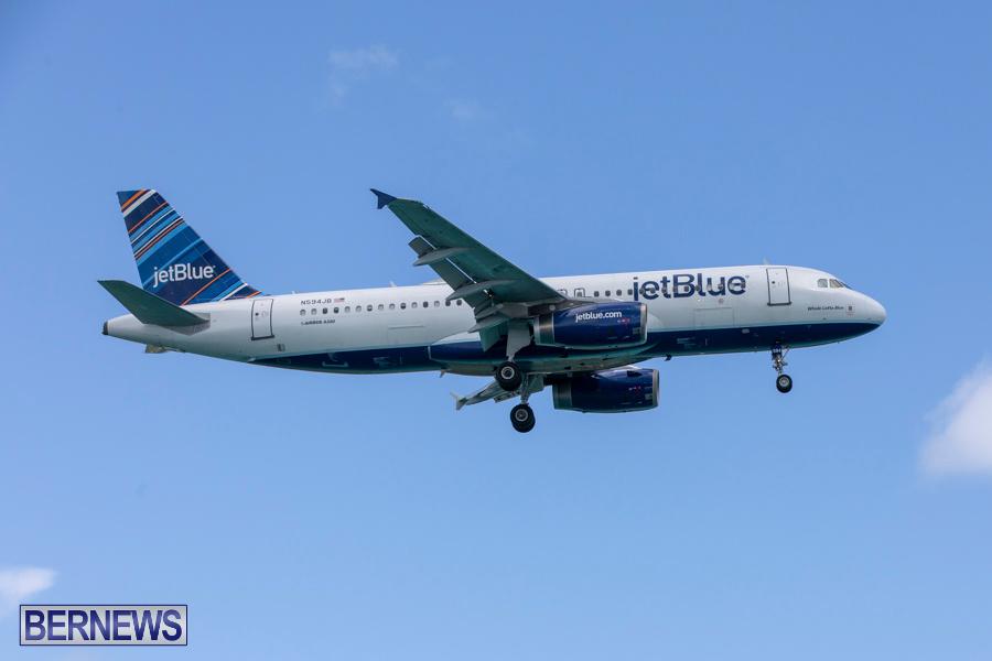 JetBlue 1347 Diversion Bermuda, September 11 2019-8372