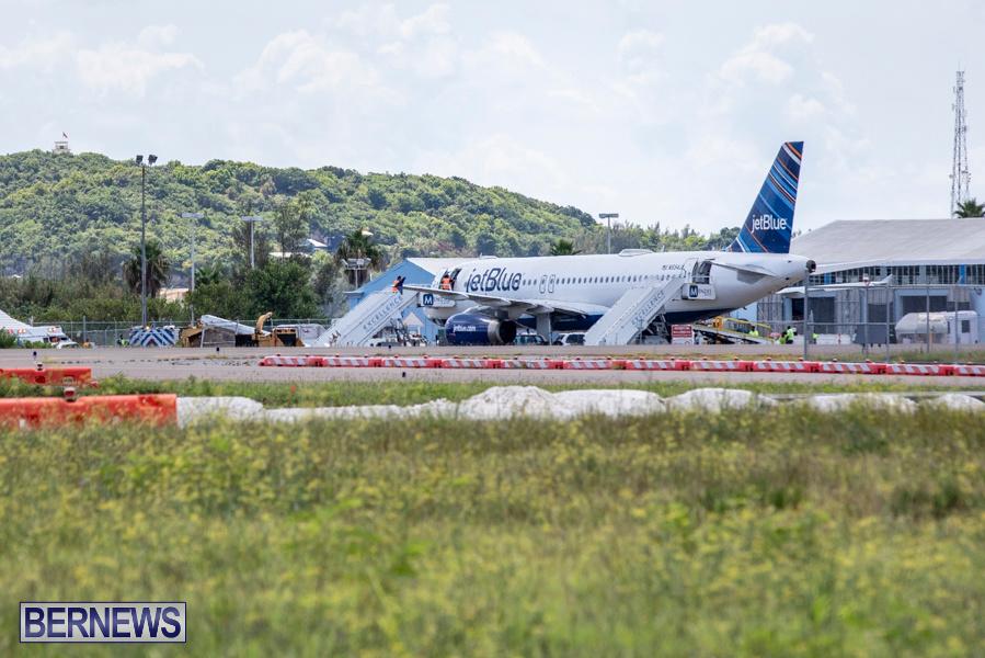 JetBlue 1347 Diversion Bermuda, September 11 2019-8398