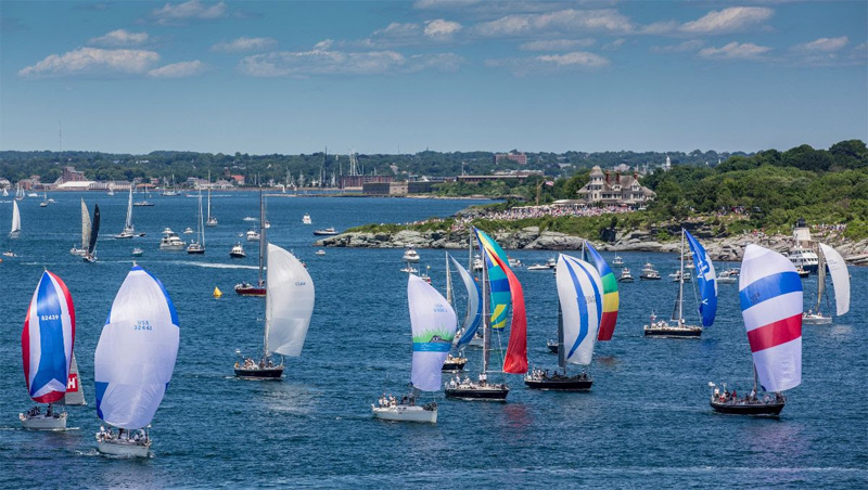 Newport Bermuda Race Sept 2019