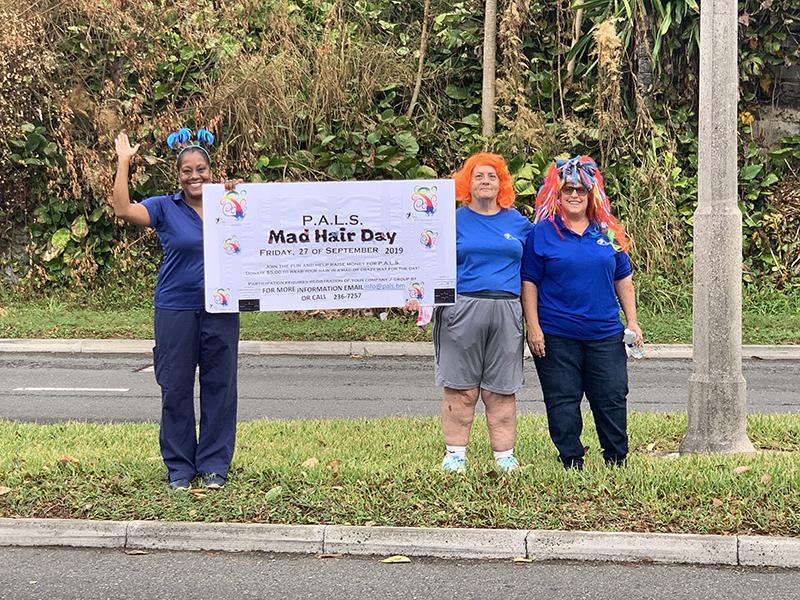 PALS Mad Hair Day Bermuda Sept 2019 (2)