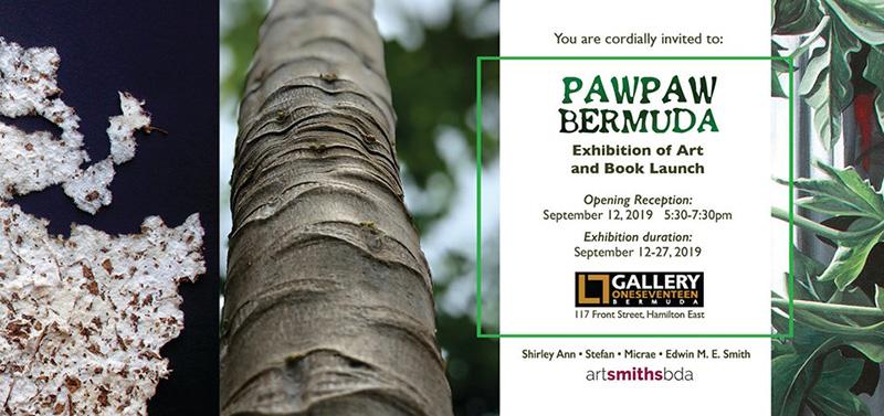Pawpaw Bermuda September 6 2019 Invite