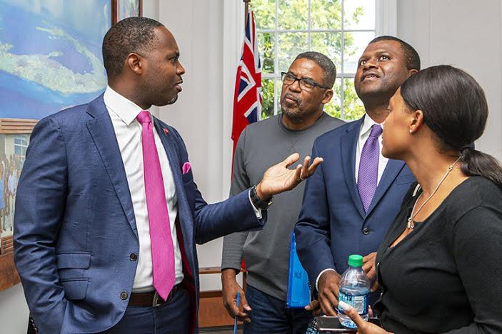 Premier Meets Bahamian-Bermuda Association Sept 2019 (3)
