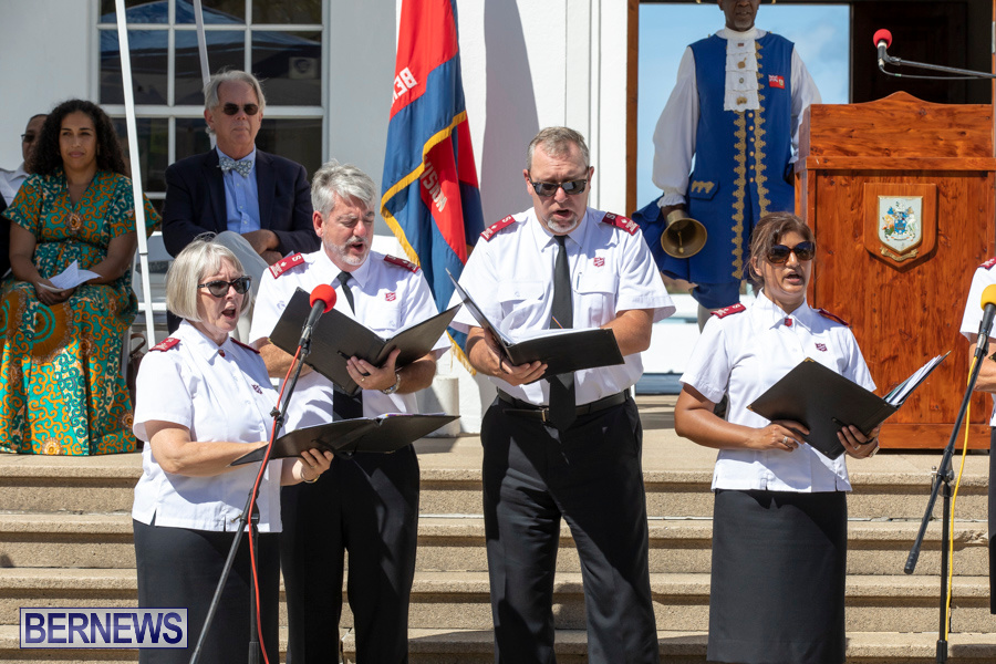 Salvation Army Congress Canadian Staff Songsters Concert Bermuda, September 27 2019-1475