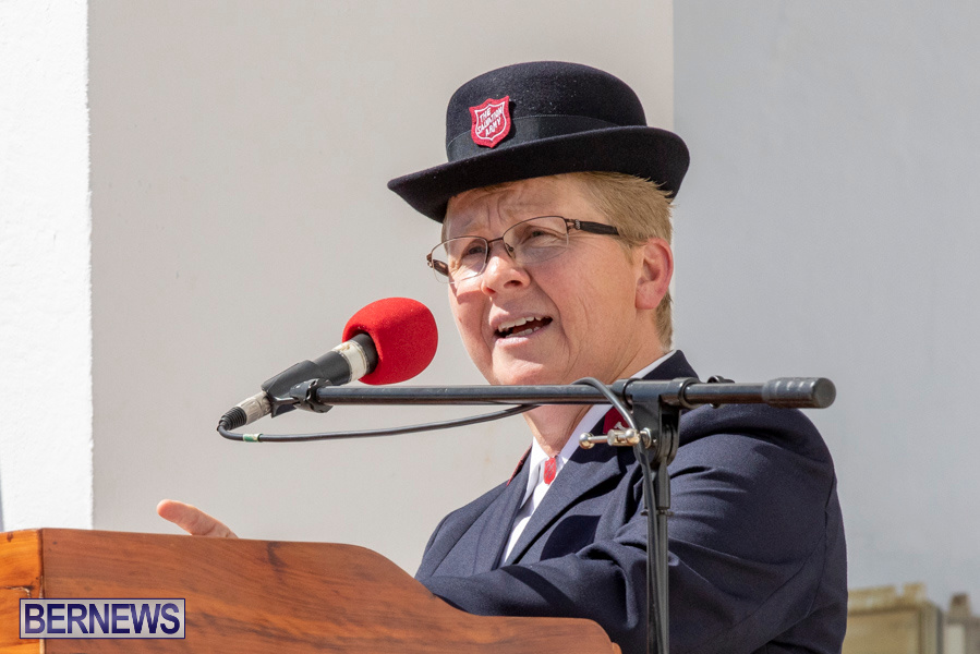 Salvation Army Congress Canadian Staff Songsters Concert Bermuda, September 27 2019-1498