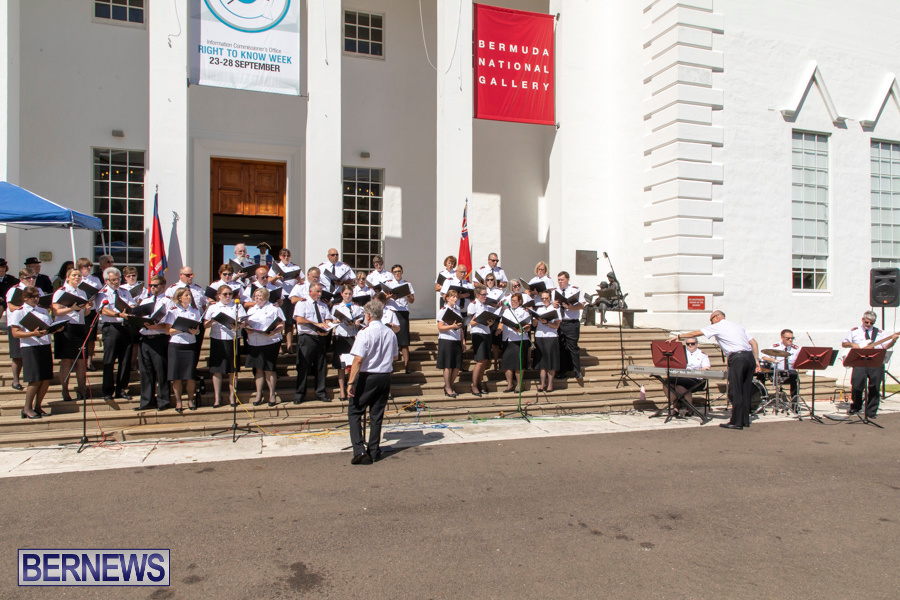 Salvation Army Congress Canadian Staff Songsters Concert Bermuda, September 27 2019-1520