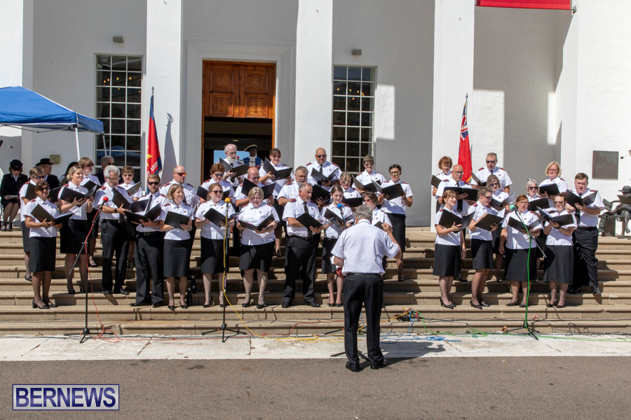 Salvation Army Congress Canadian Staff Songsters Concert Bermuda, September 27 2019-1527
