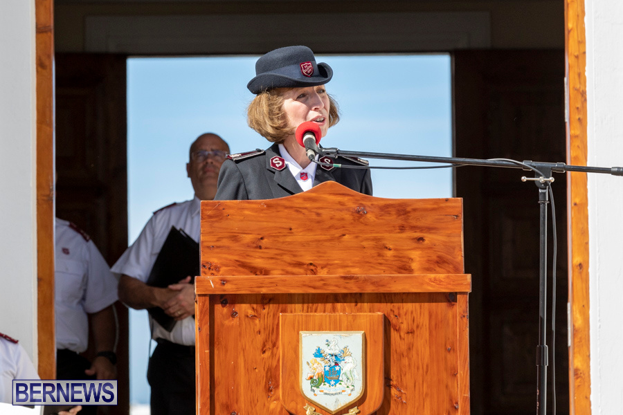 Salvation Army Congress Canadian Staff Songsters Concert Bermuda, September 27 2019-1566