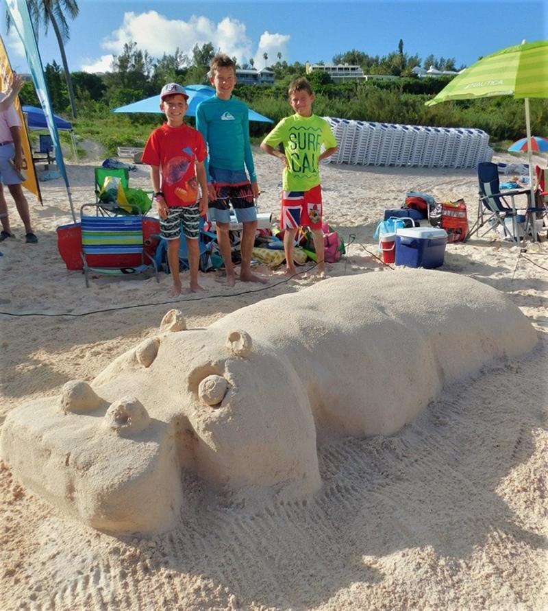Sandcastle Competition Bermuda Sept 2019 (16)