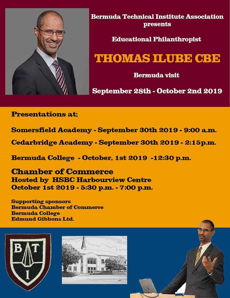 Thomas Ilube Bermuda Sept 27 2019
