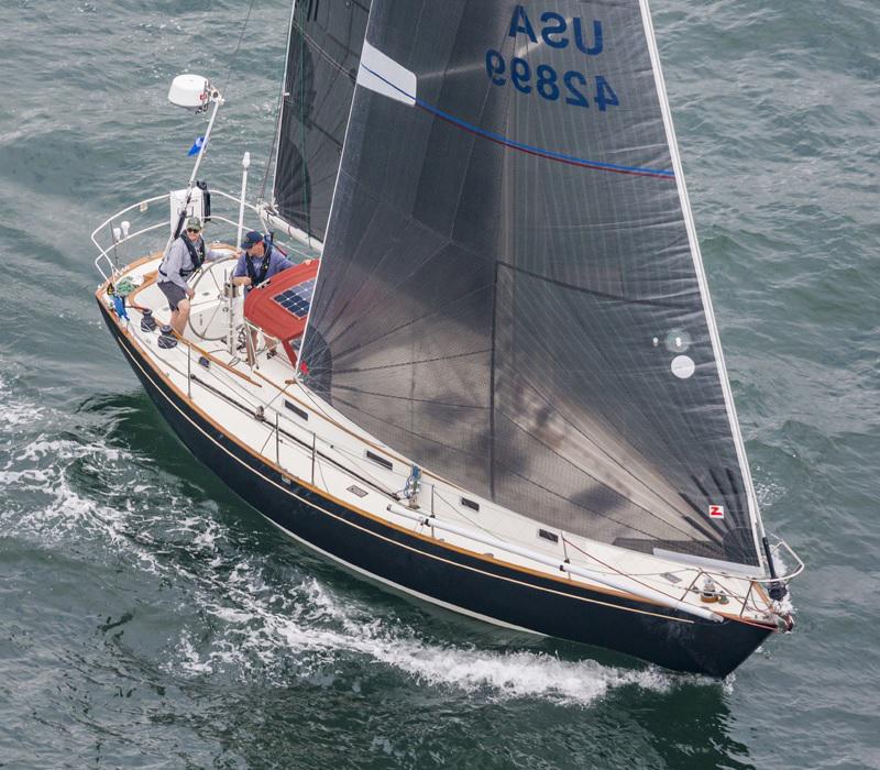Yankee Girl Sailing Bermuda Sept 2019