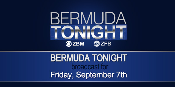 zbm 9 news Bermuda September 7 2018 tc