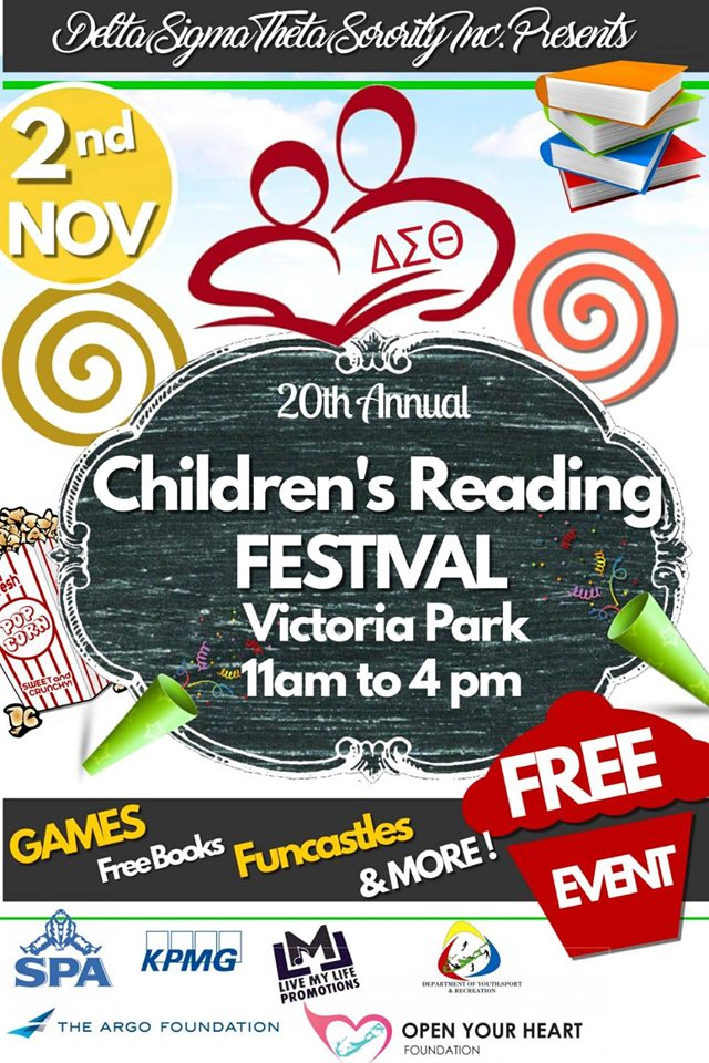 20th Annual Children's Reading Festival 2019