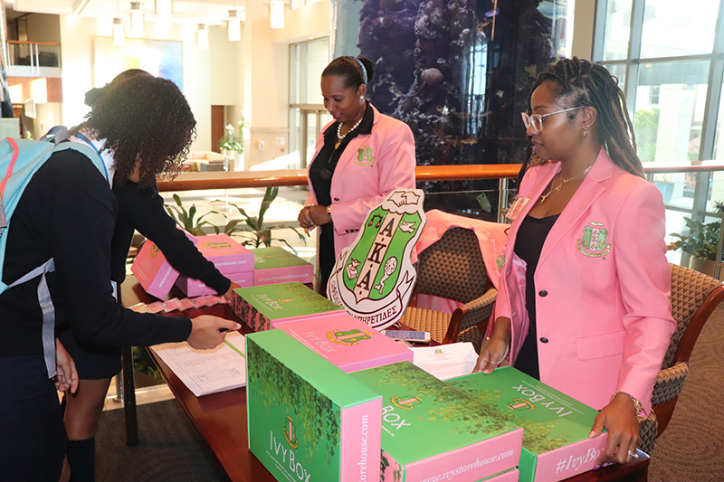 Alpha Kappa Alpha Sorority Bermuda Oct 2019 (4)