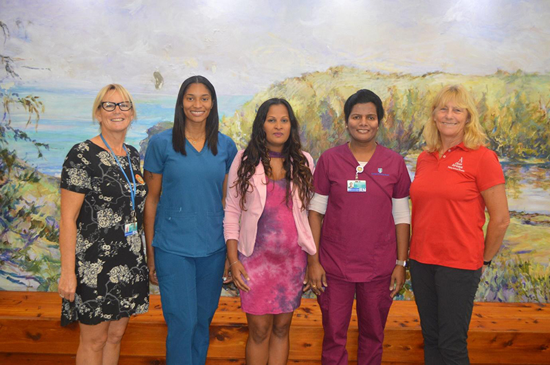 Asthma Diploma Course Graduates Bermuda Oct 2019