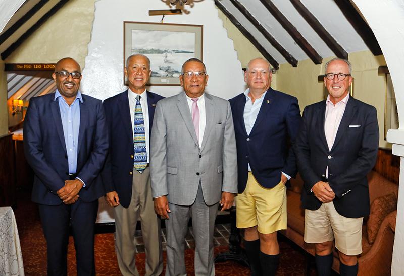 BHA Annual General Meeting Bermuda Oct 2019 (1)