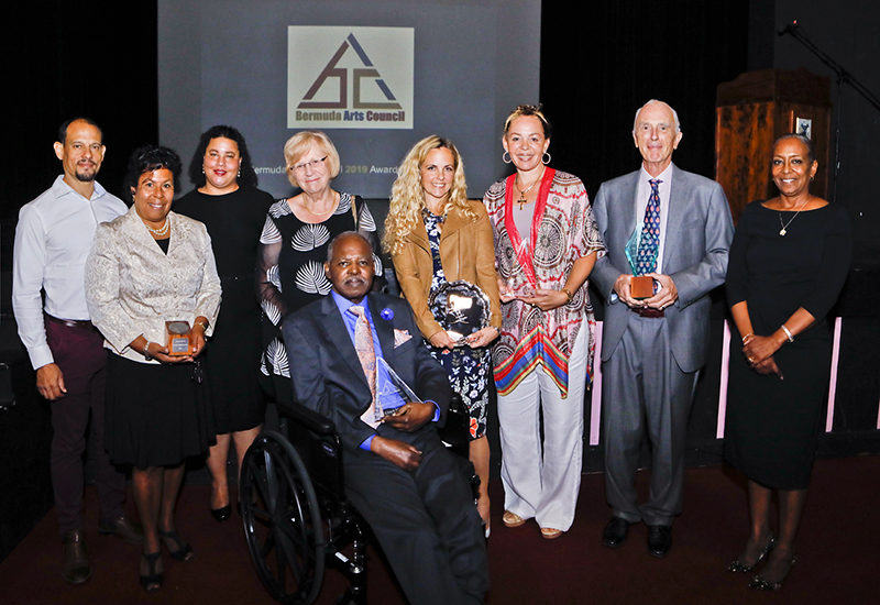 Bermuda Arts Council Awards Ceremony Oct 20 2019 (2)