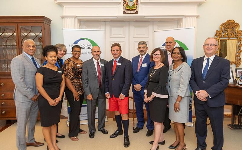 Bermuda College Foundation Launching Oct 2019
