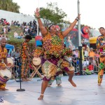Bermuda International Gombey Festival Showcase, October 12 2019-5092