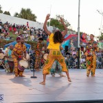 Bermuda International Gombey Festival Showcase, October 12 2019-5132