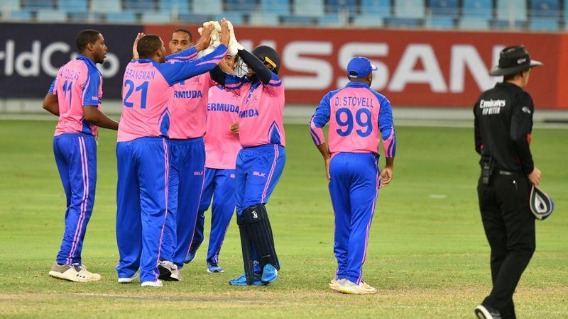 Bermuda vs Hong Kong ICC Cricket October 2019 (1)