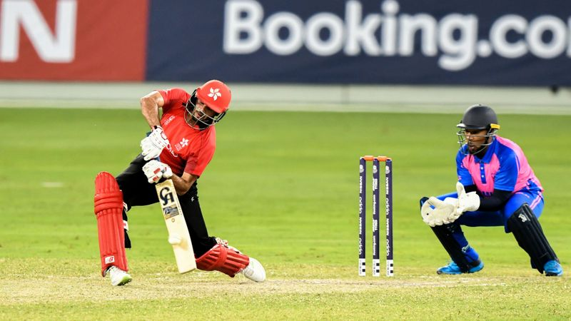Bermuda vs Hong Kong ICC Cricket October 2019 (10)