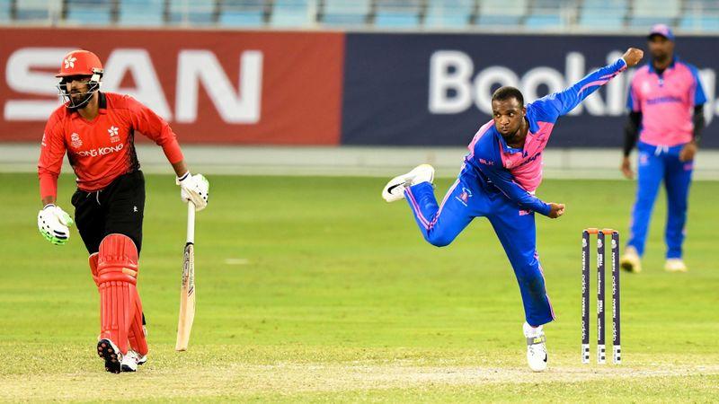 Bermuda vs Hong Kong ICC Cricket October 2019 (6)