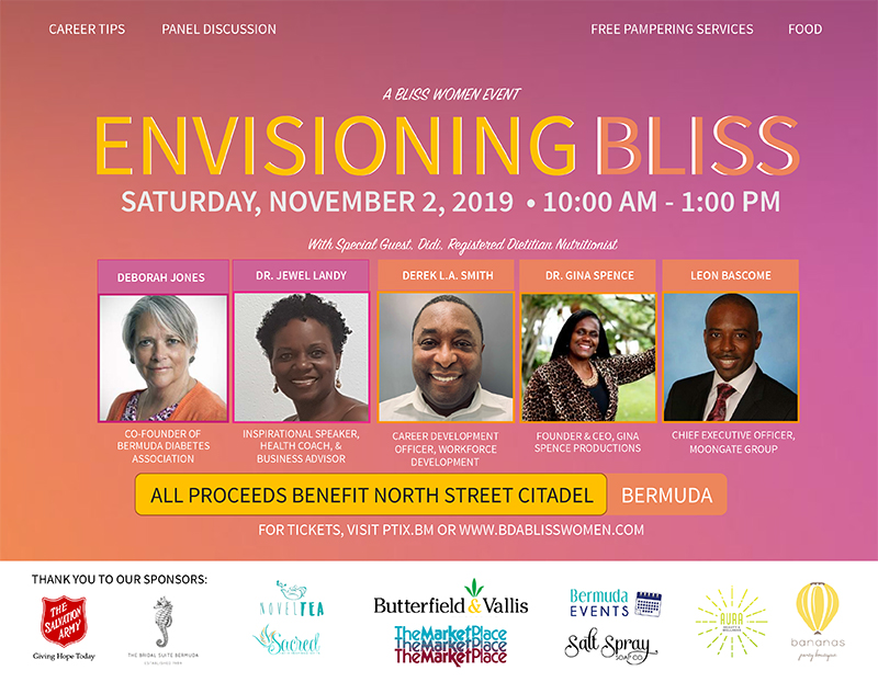 Envisioning Bliss Event