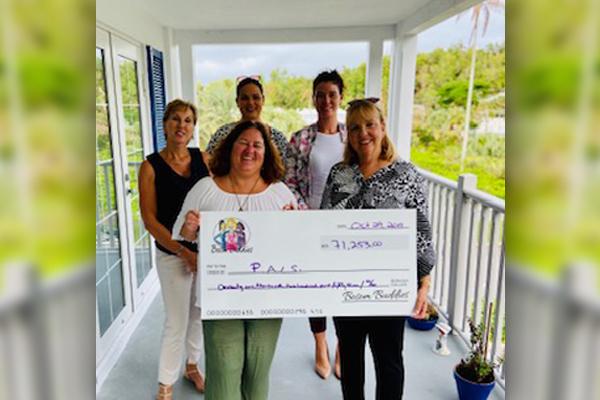 Bosom Buddies Charity Event Bermuda Oct 2019