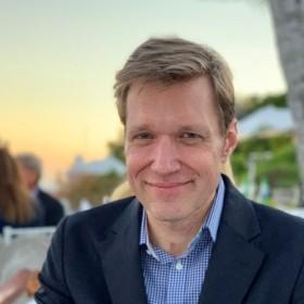 Chris Garrod Bermuda October 2019